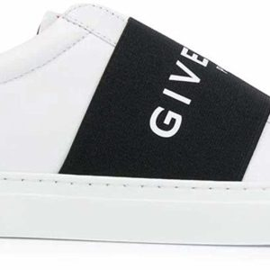 Givenchy Luxury Fashion Women's White Slip-On Sneakers Designer Shoes