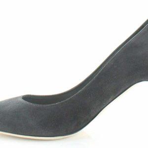 Christian Dior Grey Suede Pumps Women's Designer Shoes