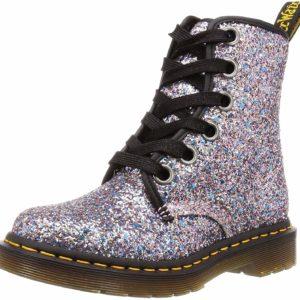Dr. Martens Glitter Boots Baddie Style