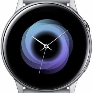 Samsung Galaxy Silver Watch Wireless Charging Smartwatch