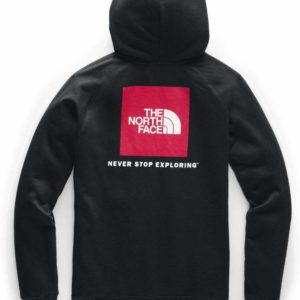 The North Face Red Box Hoodie Women's Sweater Hooded Sweatshirt