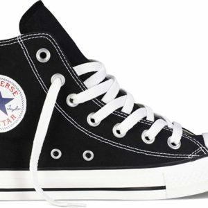 Black Converse Chuck Taylor All Star High Top Sneaker