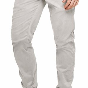 Men's Classy Formal White Casual Chino Jogger Pants
