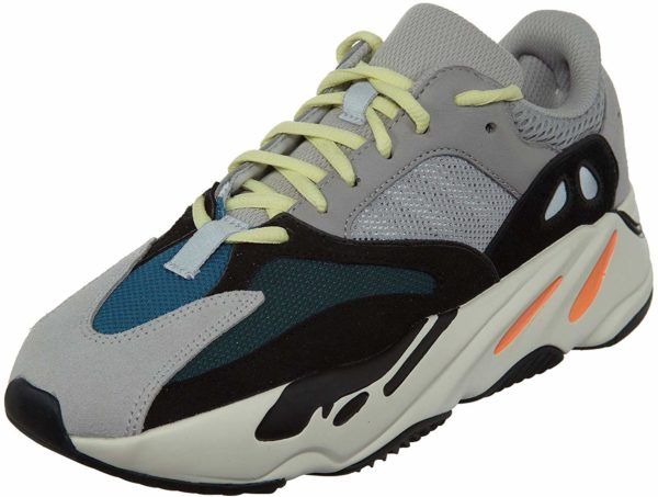 adidas Yeezy Boost 700 Wave Runner Multi Solid Grey Chunky Sneakers