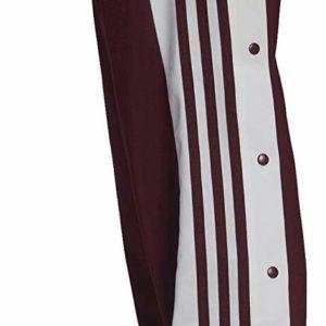 adidas Originals Men's Adibreak Maroon Track Pants