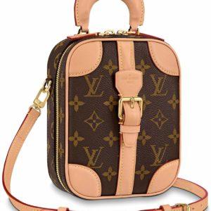 Louis Vuitton Valisette Verticale Top Handbags Luxury Purse
