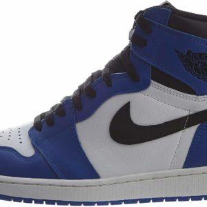 Nike Air Jordan 1 Retro High OG Game Royal Street Style Sneakers