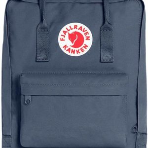 Kanken Classic Blue Everyday School VSCO Backpack