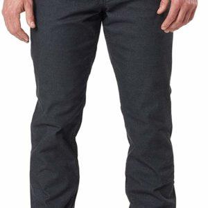Men's Classy Formal Black Stretch Slim Pants
