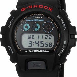 Casio Men's Black G-Shock Classic Digital Vintage Watch