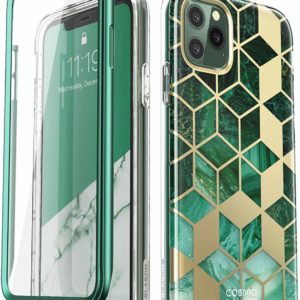 iPhone 11 Pro Max Stylish Protective Case with Screen Protector