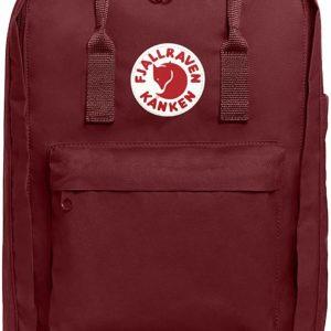 Fjallraven Kanken Laptop Everyday School Wine Red Backpack
