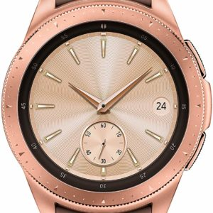 Samsung Galaxy Rose Gold Smartwatch for iOS and Android