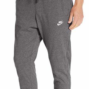 Nike Men's NSW Club Gray Jogger Pants Jersey