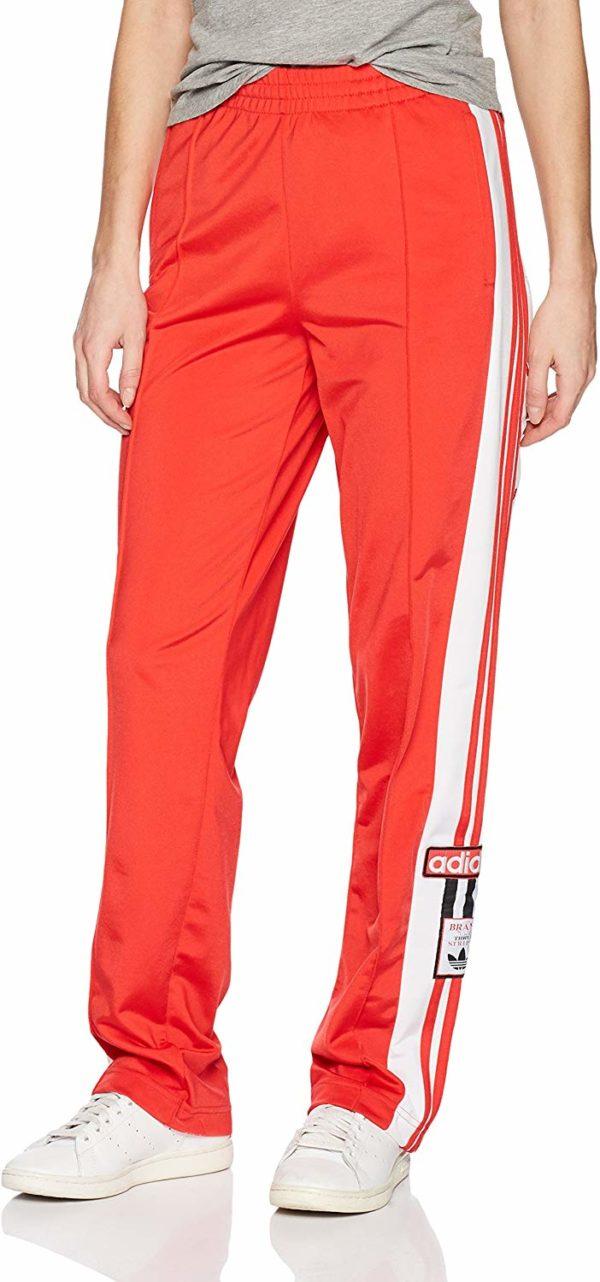 adidas Originals Women's Adibreak Track Orange Pants