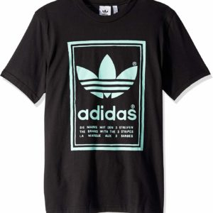 adidas Originals Men's Vintage Tee Tumblr Skate T-Shirt