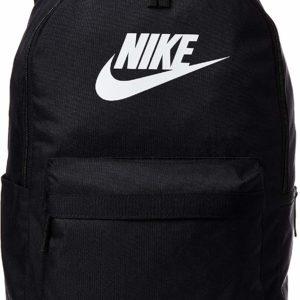 Nike Heritage Black Backpack 2.0 Casual School Bag