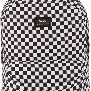 Vans Boys' Old Skool II Check Stylish Backpack School Bag