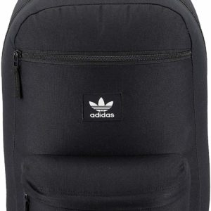 adidas Originals National Black Backpack Men's School Bag
